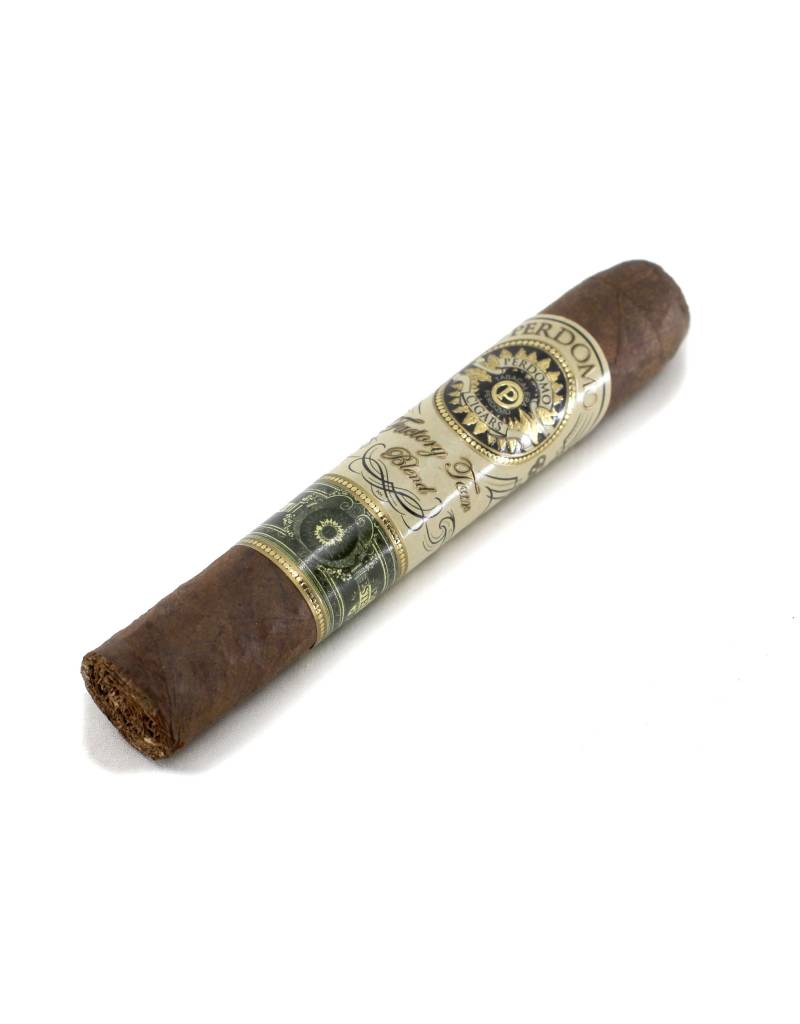 Perdomo Factory Tour Blend Review