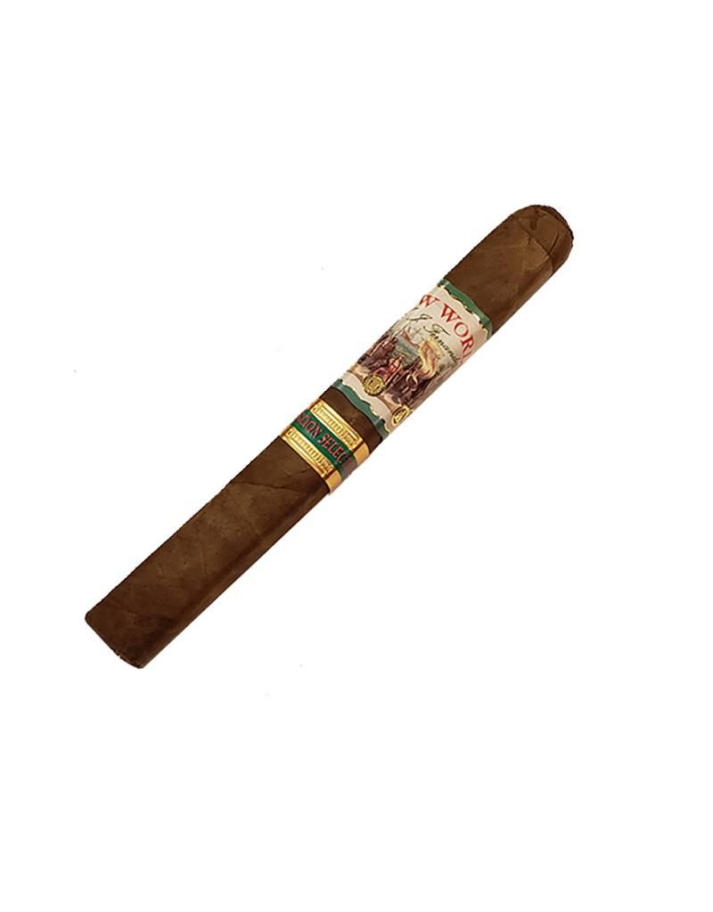A.J. Fernandez AJF New World Cameroon Toro BOX