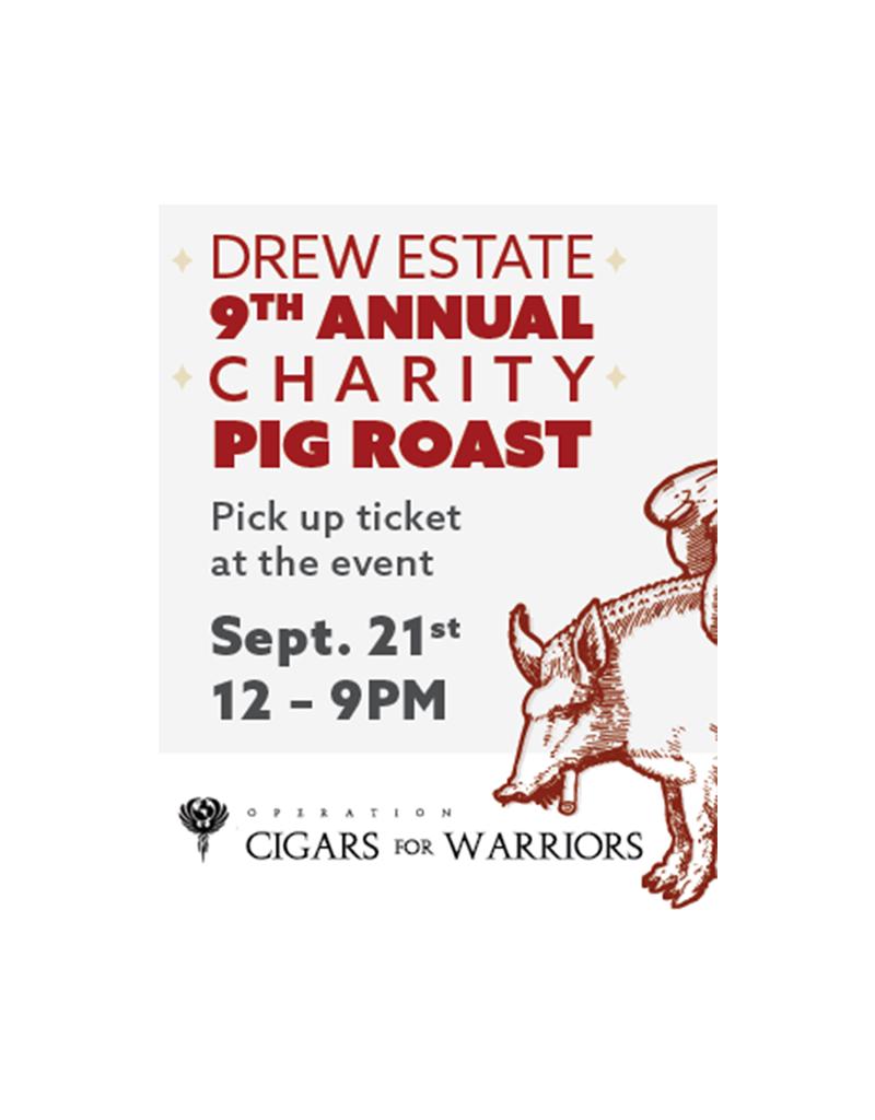 Pig Roast 2019 Ticket