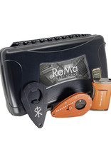 RoMa Xikar Neanderthal Lighter/Cutter Set