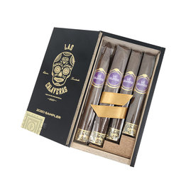 Crowned Heads Las Calaveras Edicion Ltd 2020 Sampler BOX