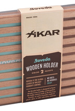 Boveda 60g - Wooden Holder 2 Pack SideBySide
