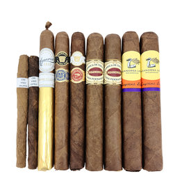 Aganorsa Leaf Supreme Selection of the Farm Sampler