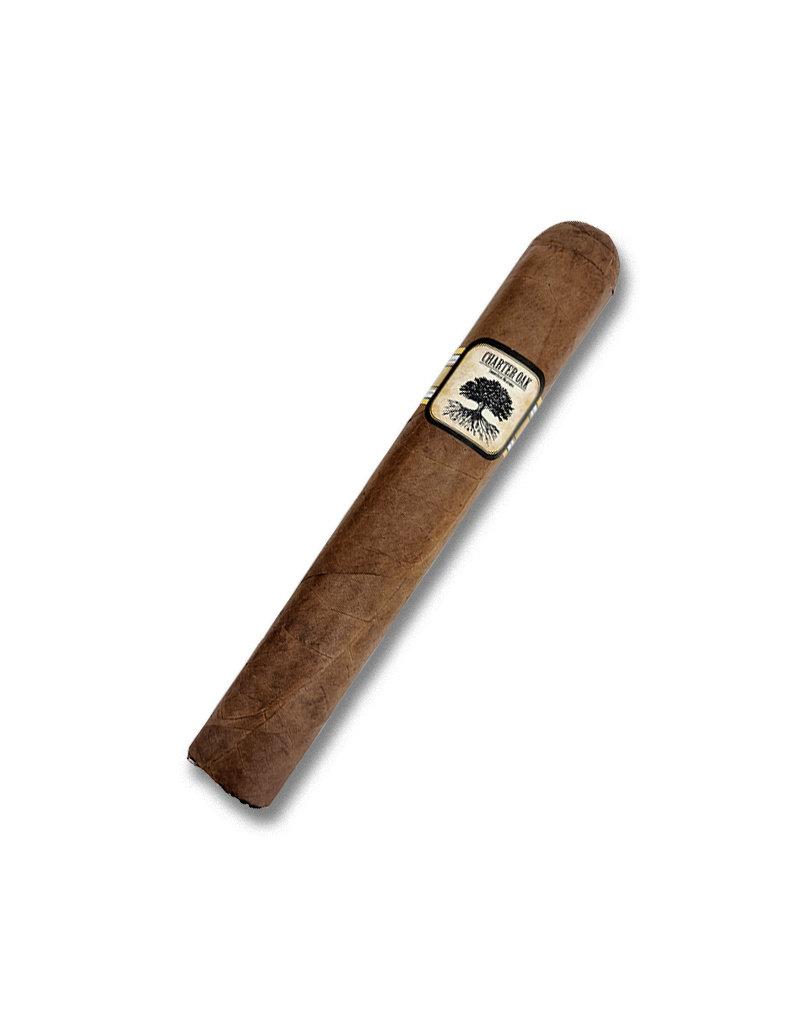 Foundation Cigar Company Charter Oak Habano Grande BOX