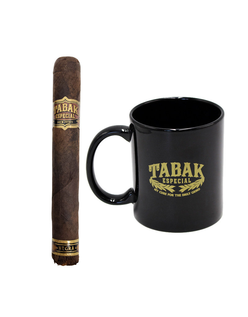 Tabak Especial Tabak Especial Negra Mug Combo