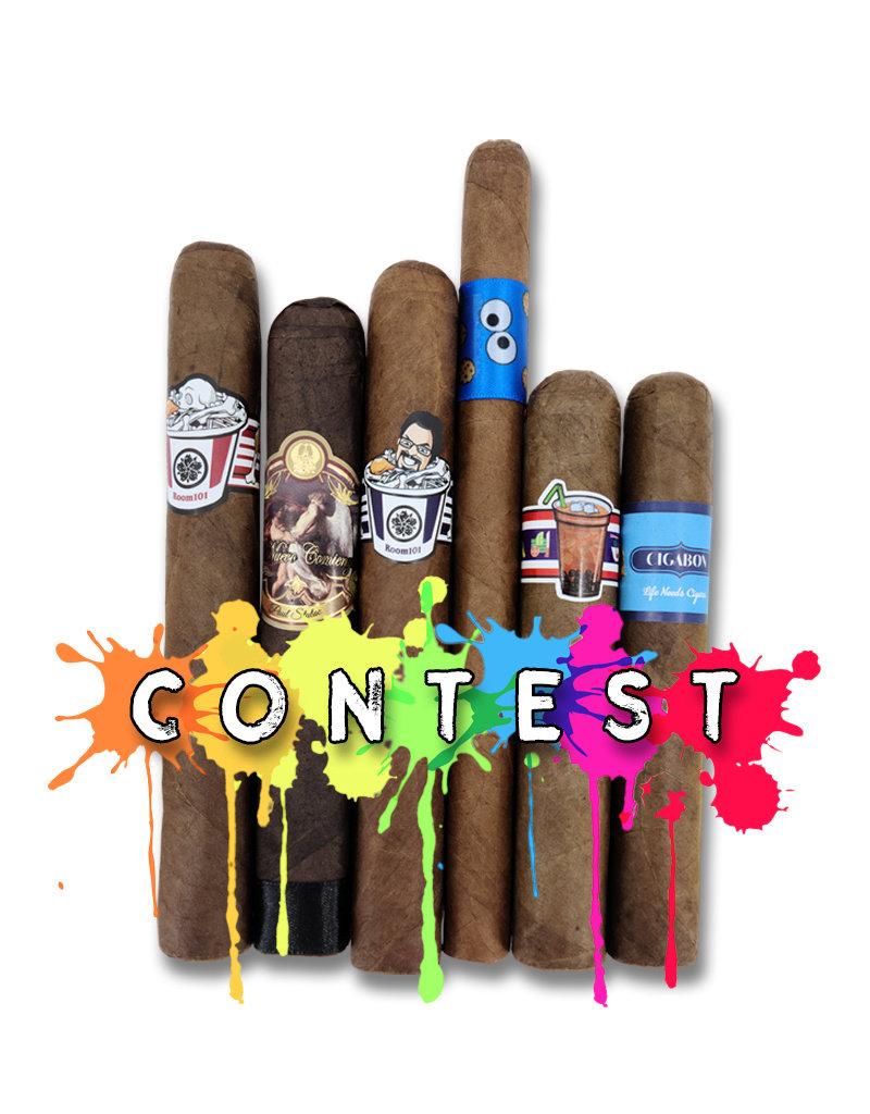 Limited Cigar Association LCA 6-Pack Sampler