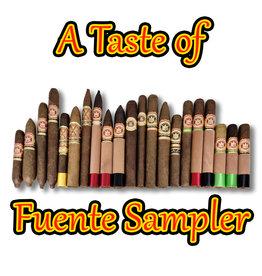 Arturo Fuente A Taste Of Fuente