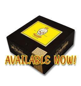 Crowned Heads Las Calaveras Edicion Ltd 2021 LC48 BOX
