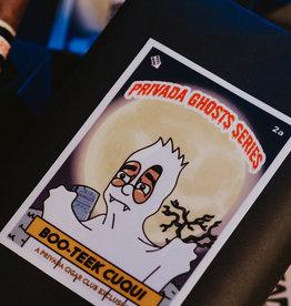 Privada Cigar Club Privada Ghost Series V2 (10 Pack)