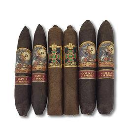 Foundation Cigar Company Foundation Parable II Sampler