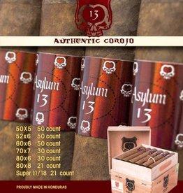 Asylum Asylum 13 Nicaragua 80x8 BOX