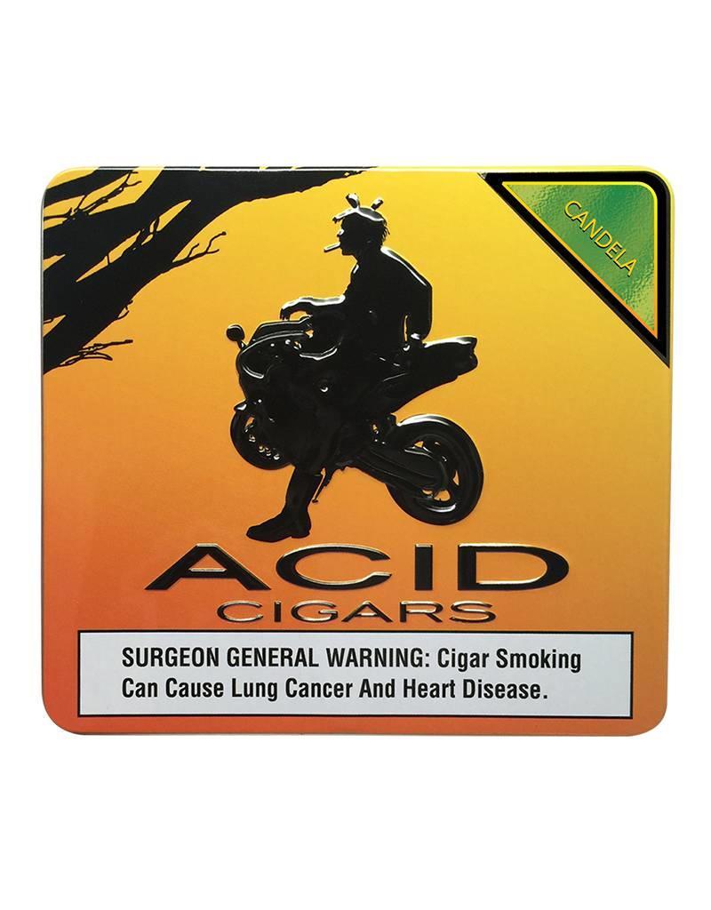 ACID Cigars Acid Krush Green Candela TIN BOX