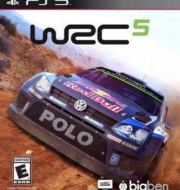 WRC 5 - PS3 NEW