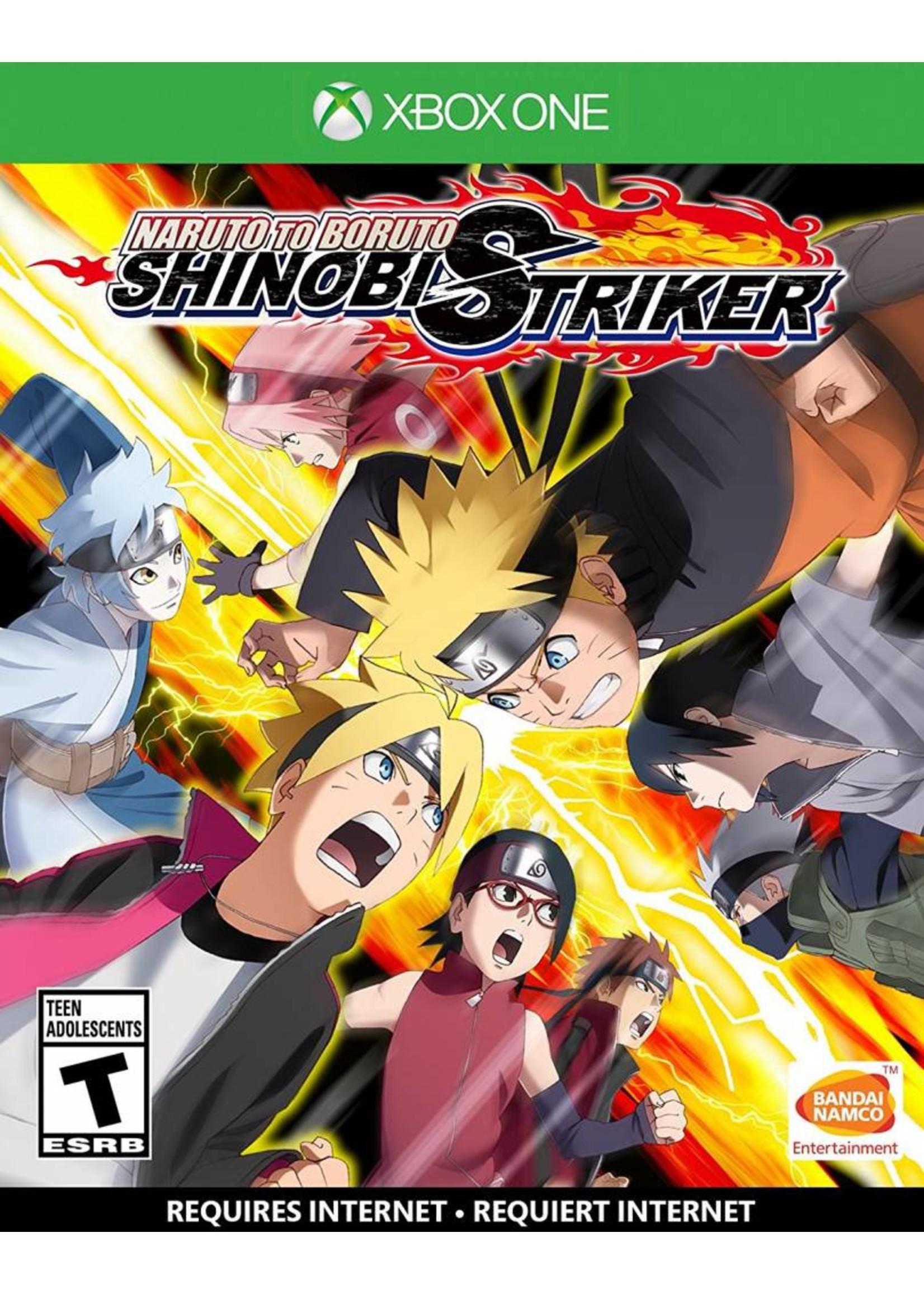 Naruto to Boruto: Shinobi Striker - XBOne NEW