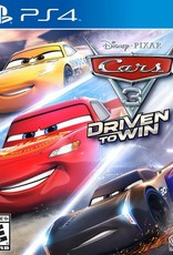Cars 3: Driven to Win - PS4 NEW