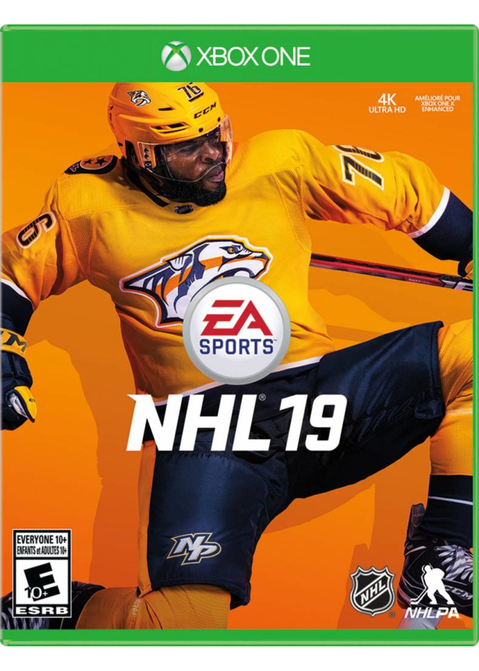 NHL 19 - XBOne NEW