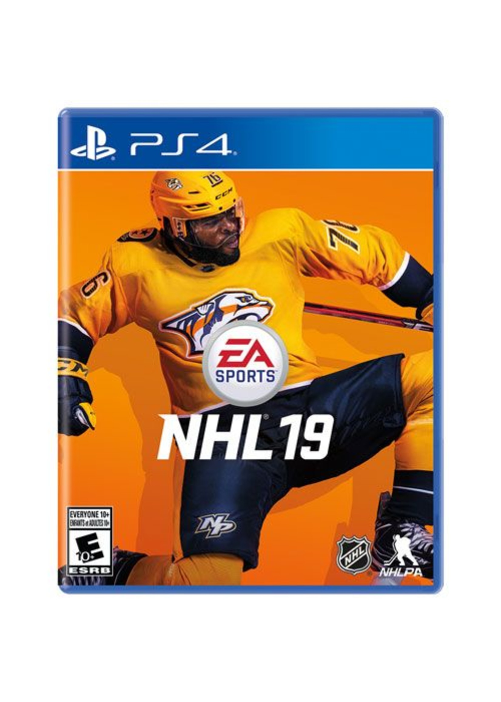 NHL 19 - PS4 NEW