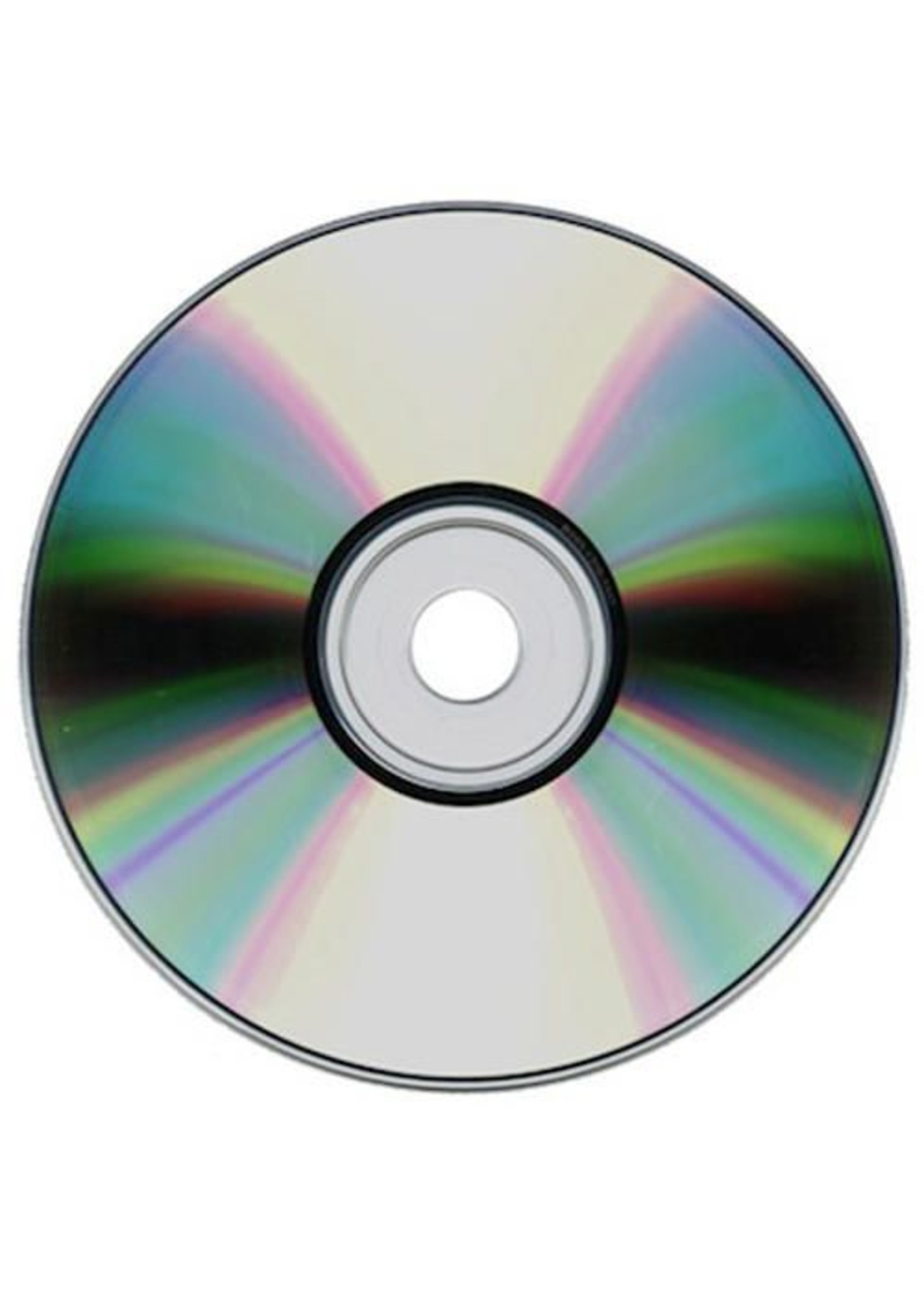 Blank DVD Disc (1 pc)