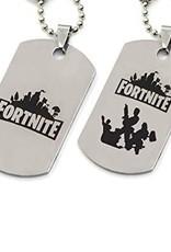 Fortnite Necklace Pendant