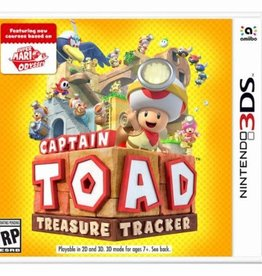Captain Toad Treasure Tracker - 3DS NEW