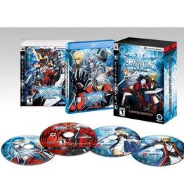 BlazBlue: Calamity Trigger  Limited Edition - PS3 PrePlayed