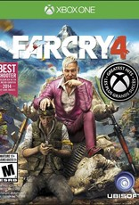 Far Cry 4 - XBOne PrePlayed