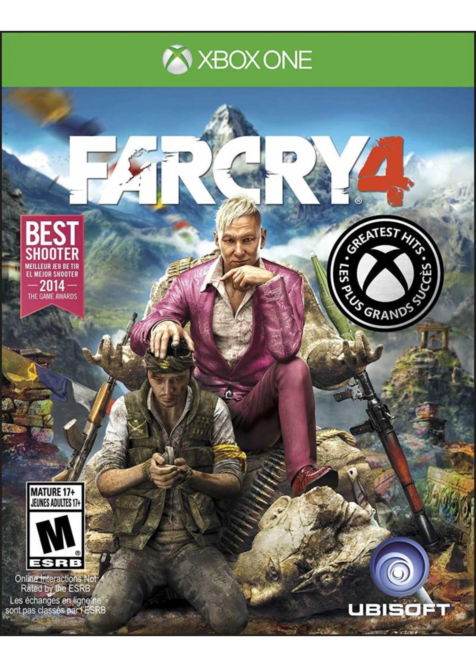 Far Cry 4 - XBOne PrePlayed