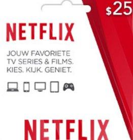 Netflix $25 Gift Card