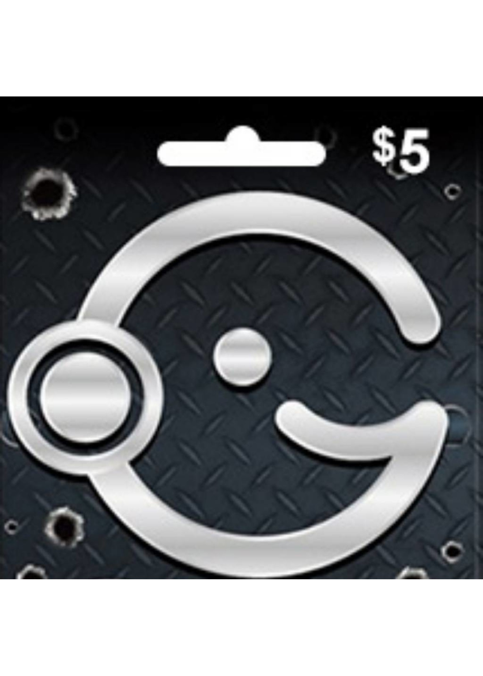 Go Cash $5 Gift Card
