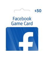 Facebook $50 Gift Card