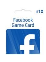 Facebook $10 Gift Card