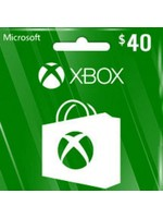 Microsoft Microsoft XBOX $40