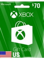 Microsoft Microsoft XBOX $70