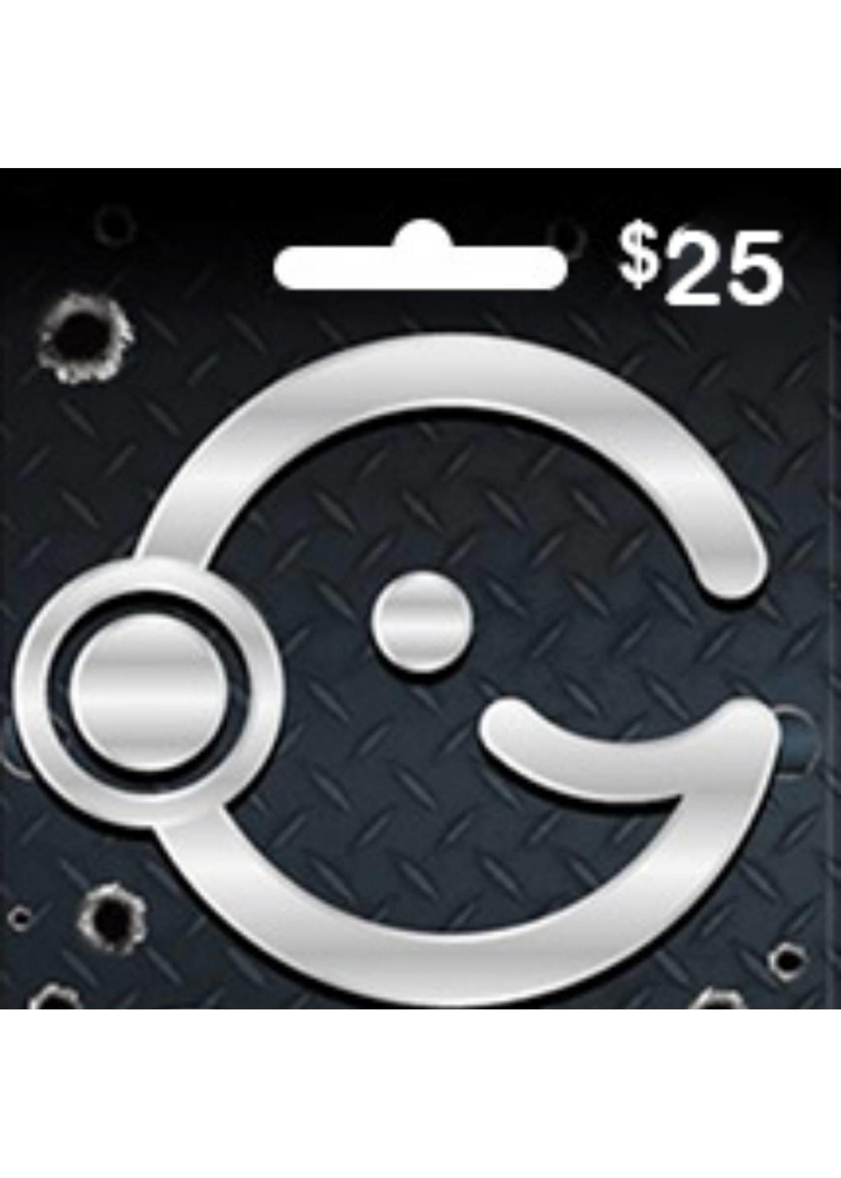 Go Cash $25 Gift Card