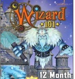 Wizard 101 12 Months Membership