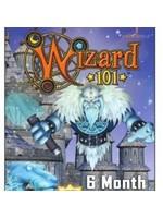 Wizard 101 6 Months Membership