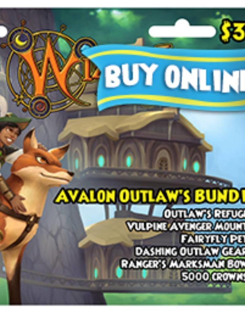 Wizard 101 $39 Avalon Bundle