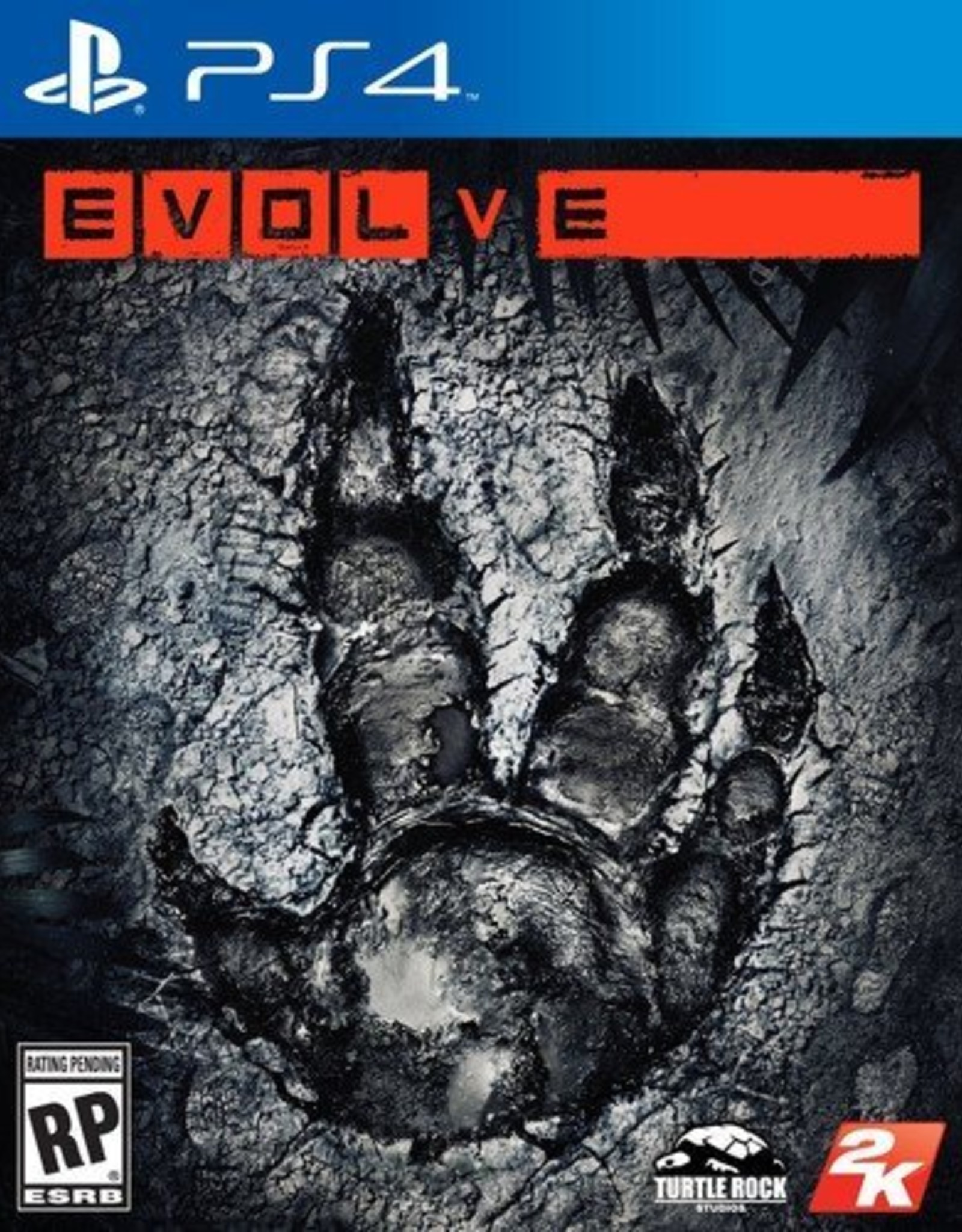 Evolve - PS4 PrePlayed