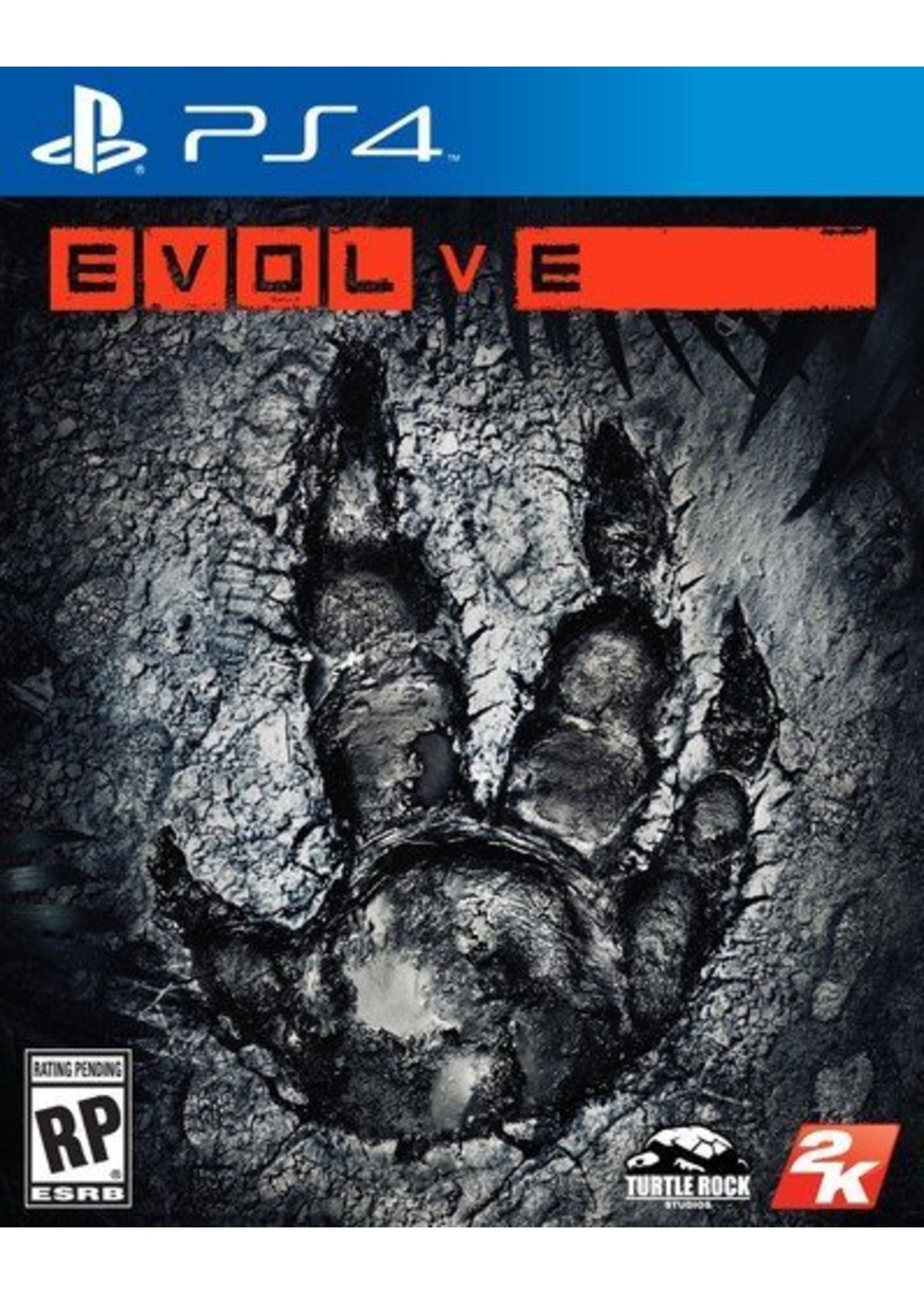 Evolve - PS4 PrePlayed