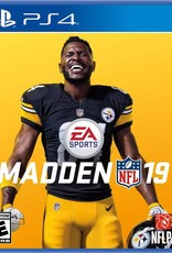Madden 19 - PS4 PrePlayed