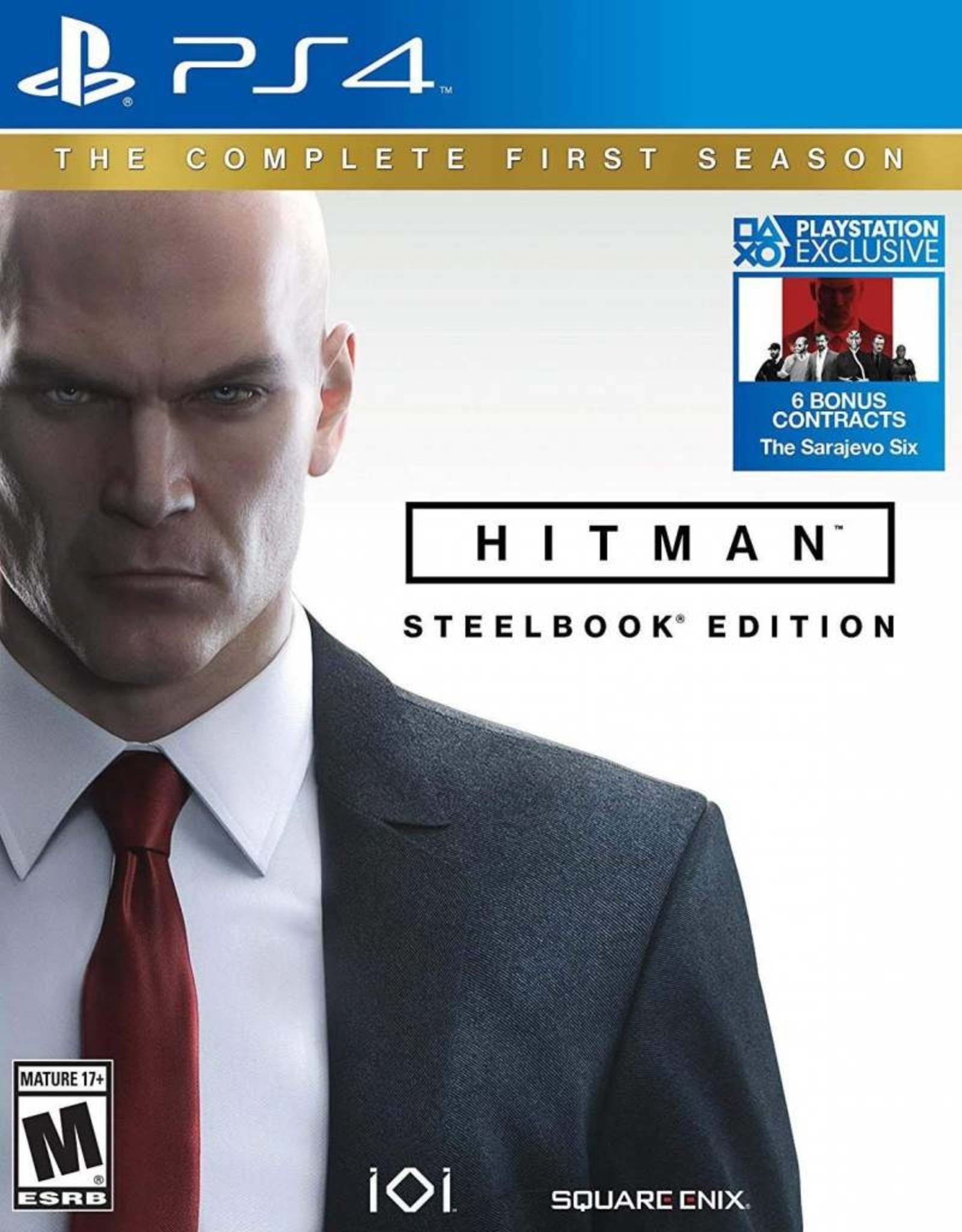 Hitman: The Complete First Season - PS4 PrePlayed