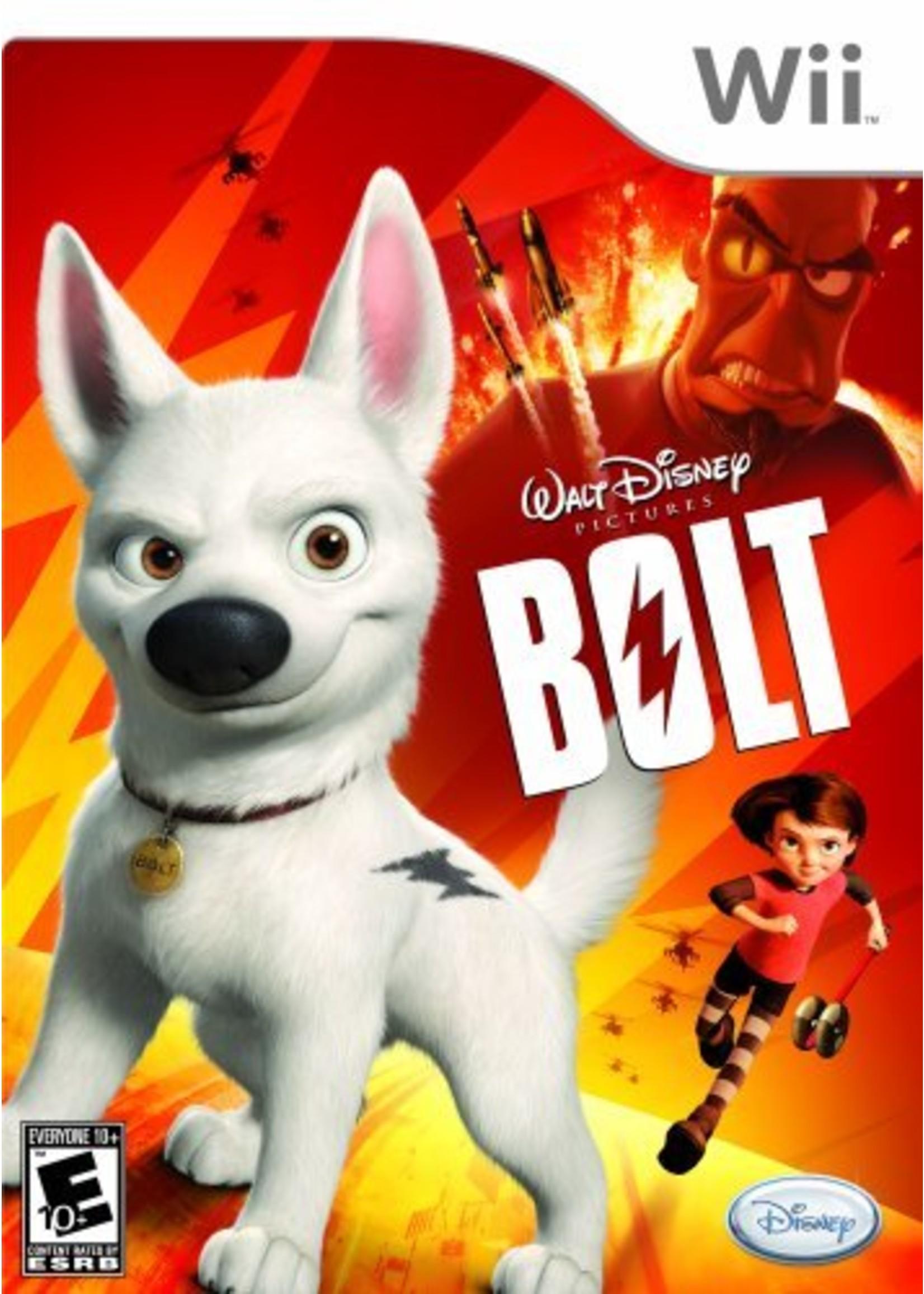 Bolt - Wii PrePlayed