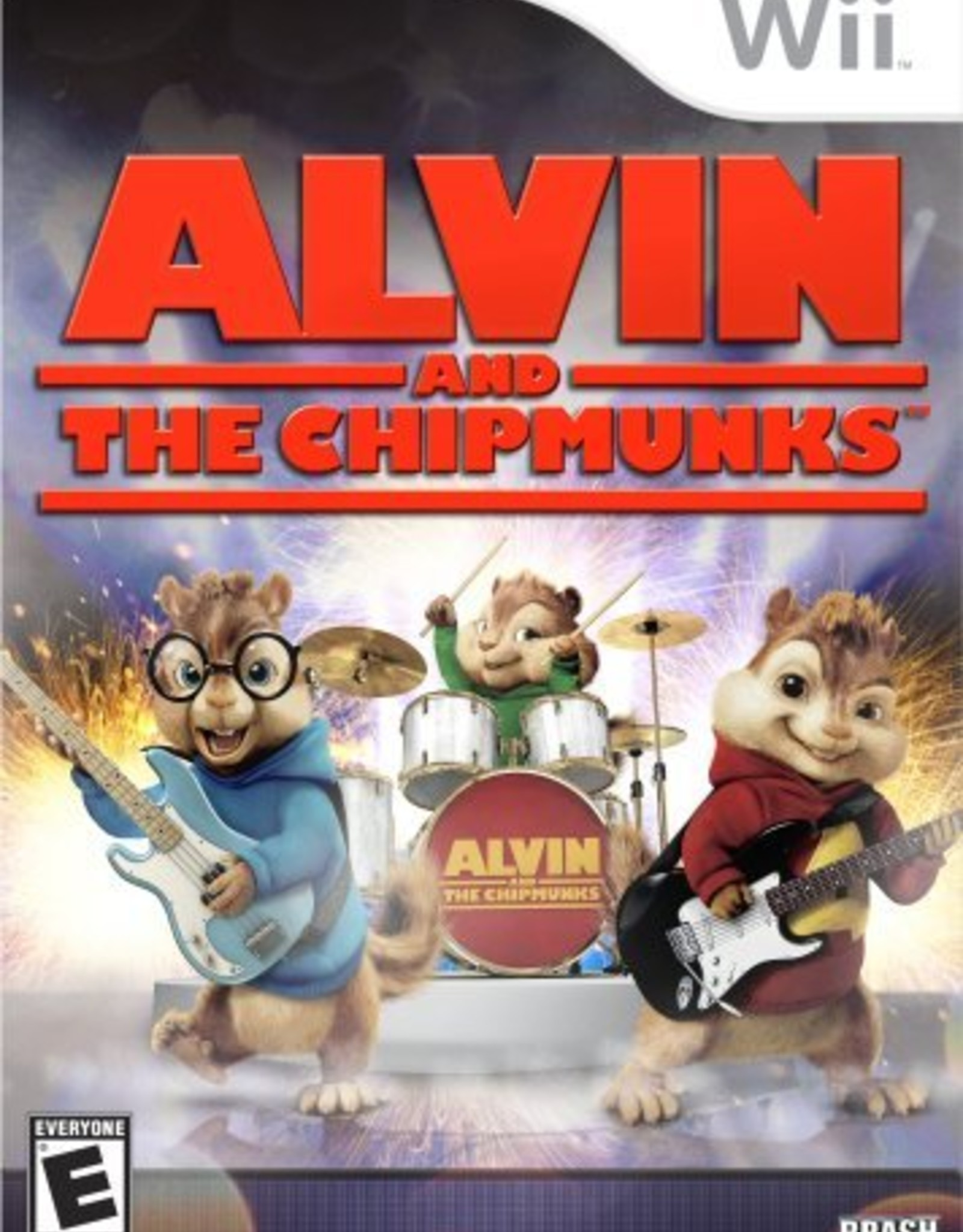 Alvin and the Chipmunks - Wii PrePlayed