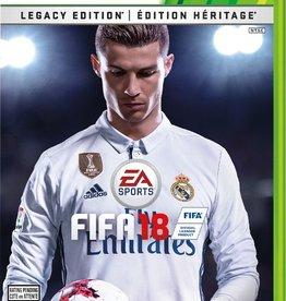 FIFA 18 - XB360 PrePlayed