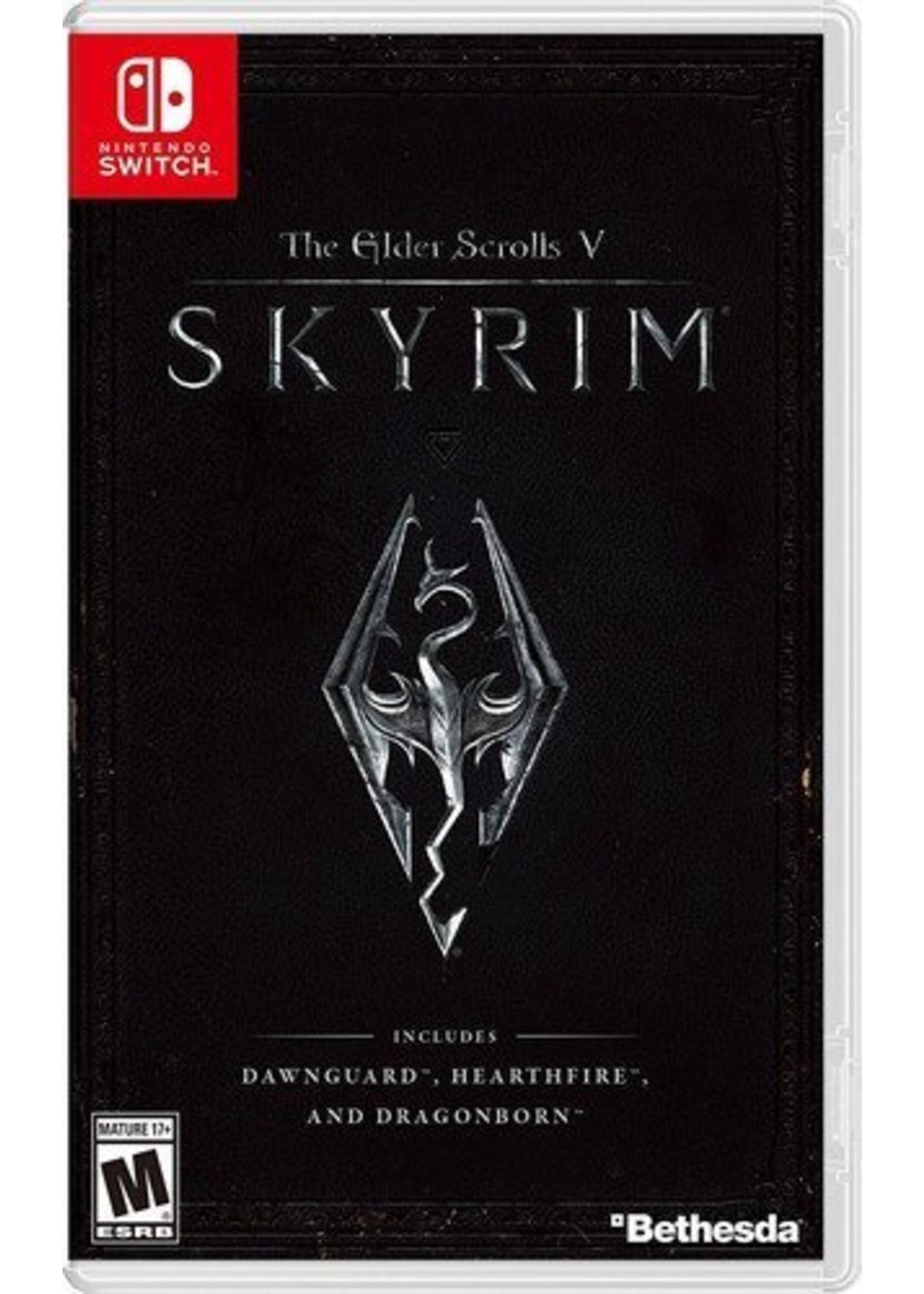 The Elder Scrolls 5: Skyrim - SWITCH PrePlayed