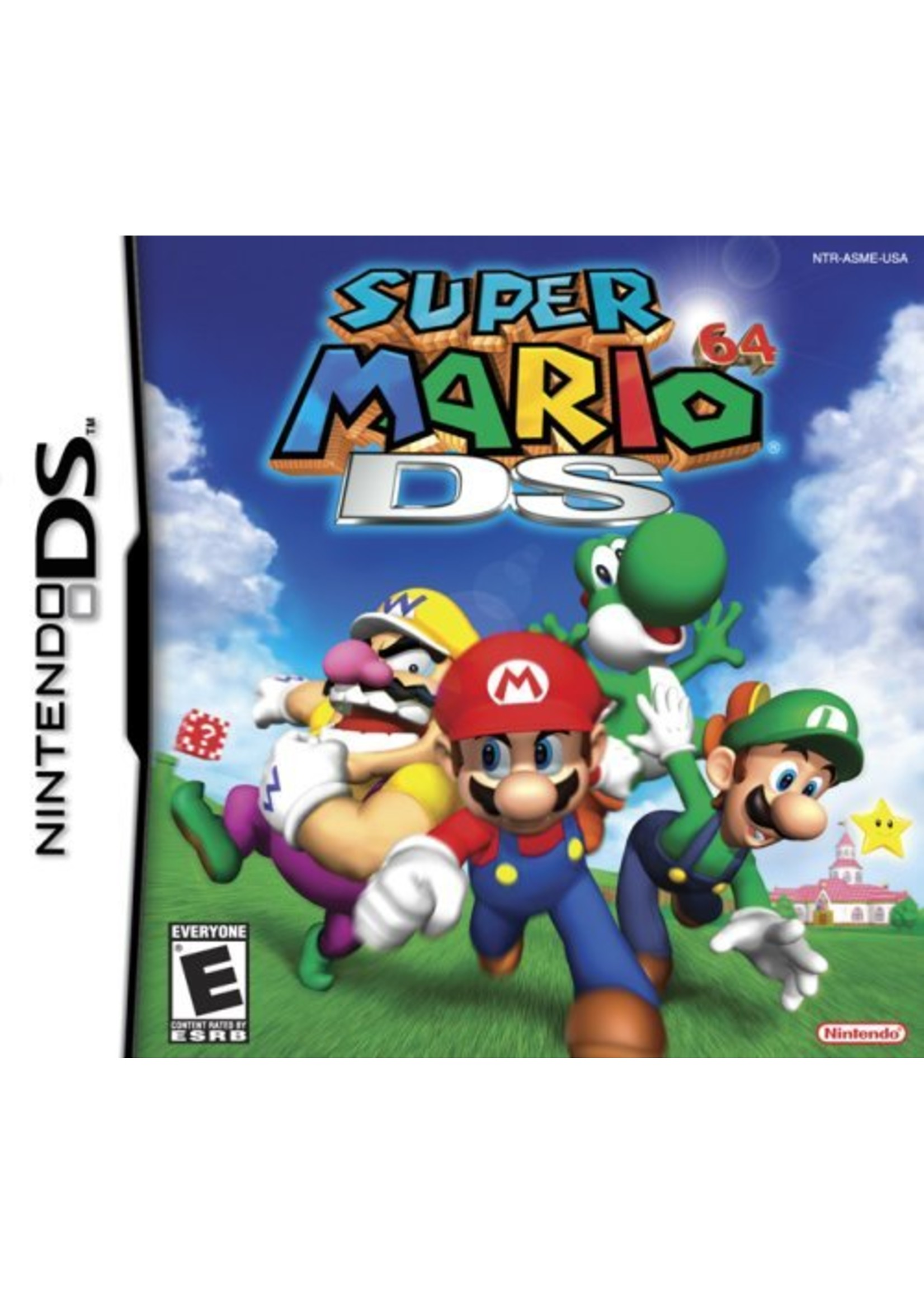 Super Mario 64 DS - NDS PrePlayed