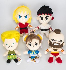 Street Fighter Plush Doll (Official)