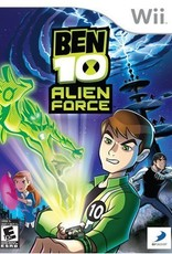 Ben 10: Alien Force - WII PrePlayed