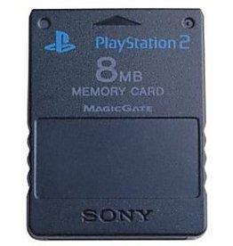 Sony Sony PS2 Memory Card (used)