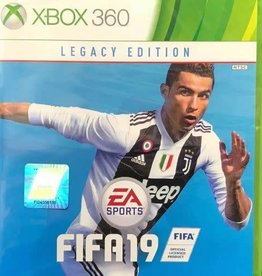 FIFA 19  Legacy Edition - XB360 NEW